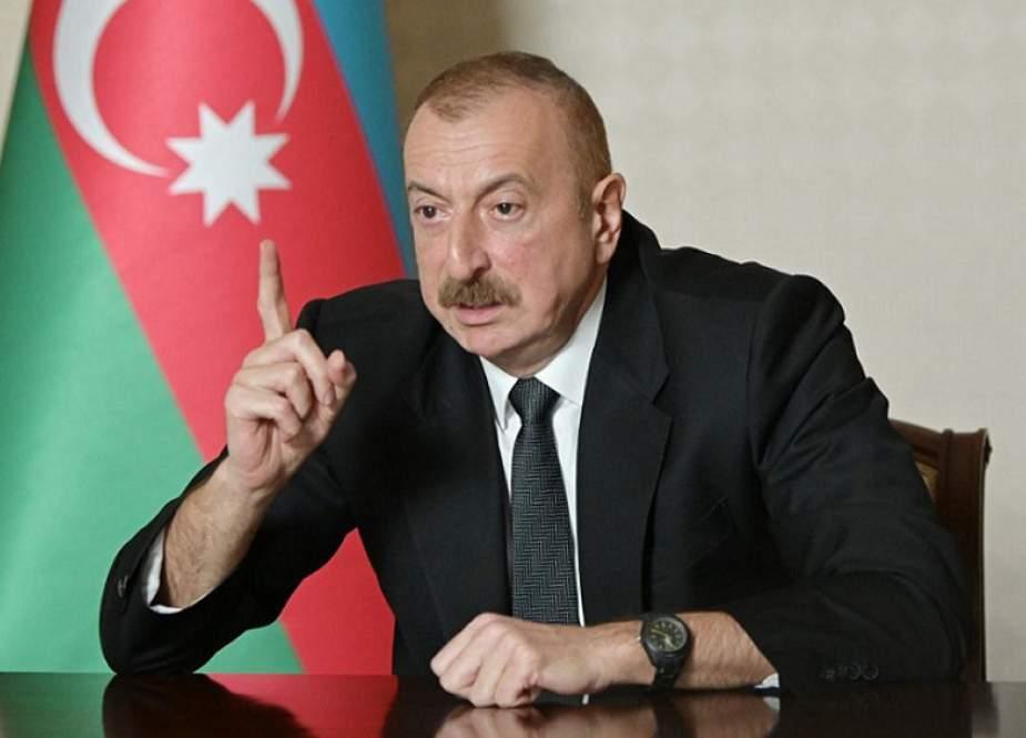 Aliyev: Armenia Melakukan