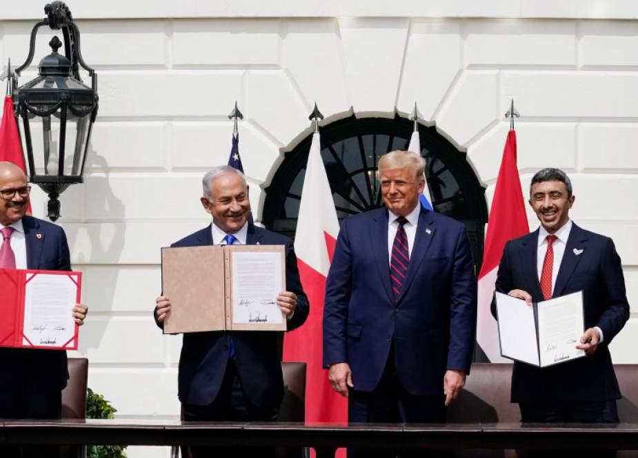 U.S., Israel, U.A.E., Bahrain Sign Peace Accord.jpg