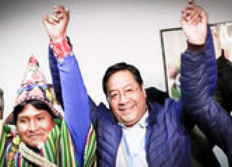 شکست یک کودتا / بازگشت دوباره جبهه ضدآمریکایی به قدرت سیاسی در بولیوی