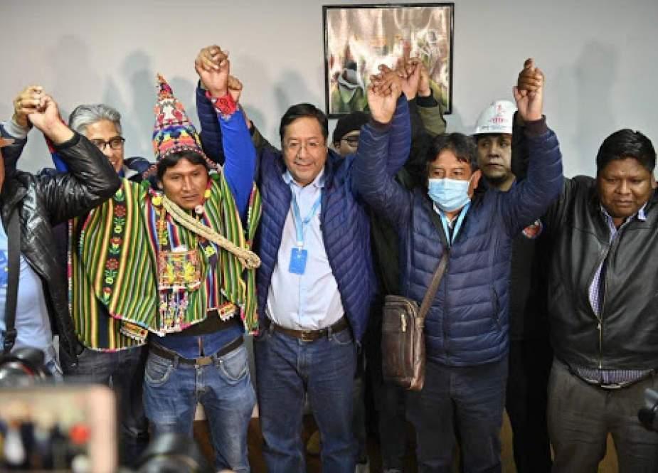 ناکامی کودتای امریکا با پیروزی سوسیالیستهای بولیوی