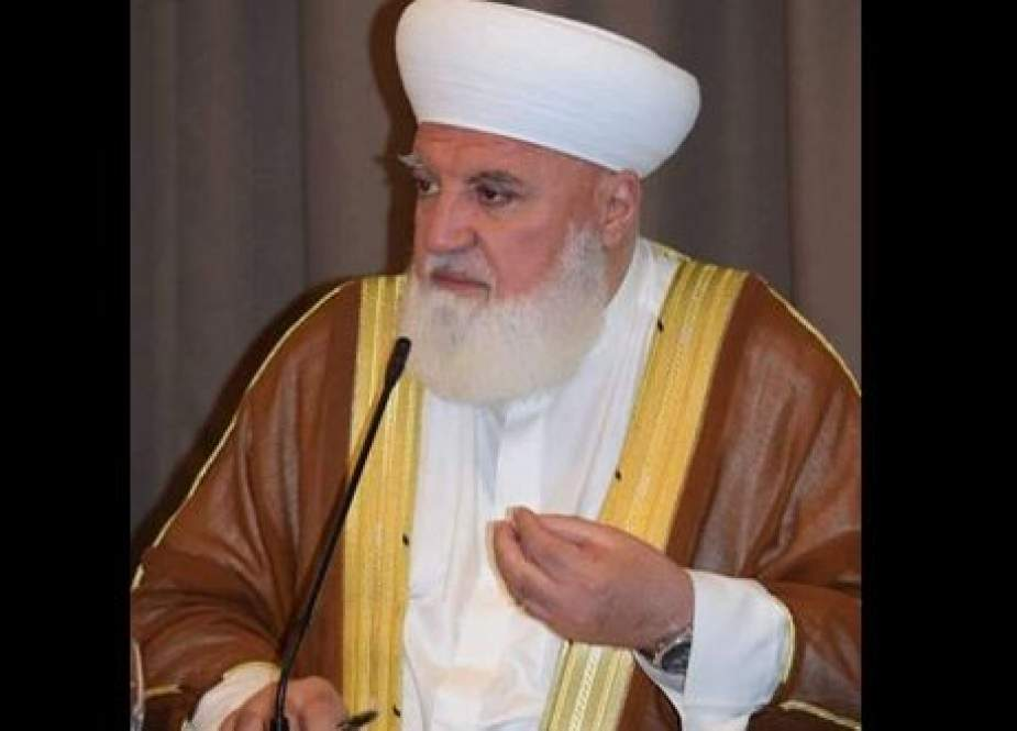Sheikh Mohammad Adnan Afiouni, Mufti of Damascus.jpg