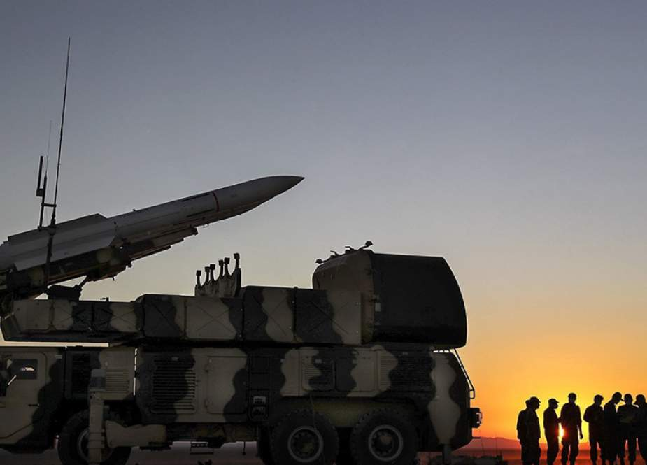 Iran Mengatakan Akan Menjual Senjata Hanya Untuk
