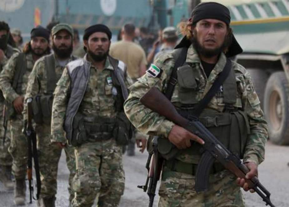 Serangan Udara Rusia Menewaskan 78 Militan Yang Didukung Turki Di Idlib Suriah