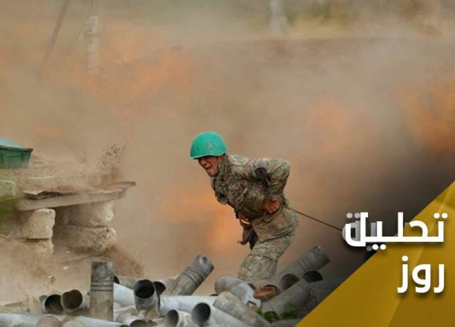 آیا طرح ایران صدای توپخانهها را در منطقه قرهباغ قطع میکند؟