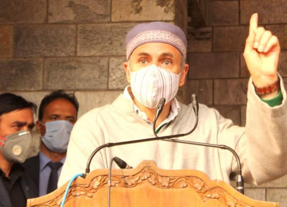 لعنت ہم پر اگر آج بھی ہم اقتدار کے پیچھے بھاگیں، عمر عبداللہ