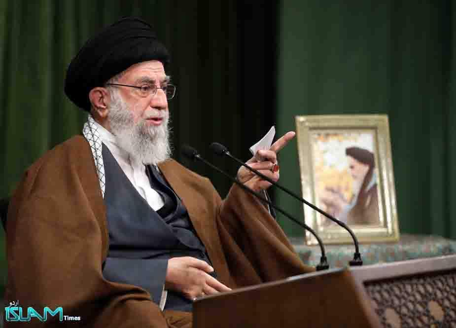 """اُمتِ مسلمہ کو درپیش """"کشمیر تا لیبیا"""" تک کی مشکلات """"وحدت اسلامی کی برکات"""" سے حل ہونگی، آیت اللہ خامنہ ای"""