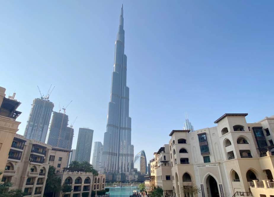 Burj Khalifa, the world