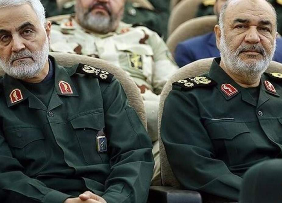 انتقام خون شهید سلیمانی را میگیریم/اخراج آمریکا خواست عراق است