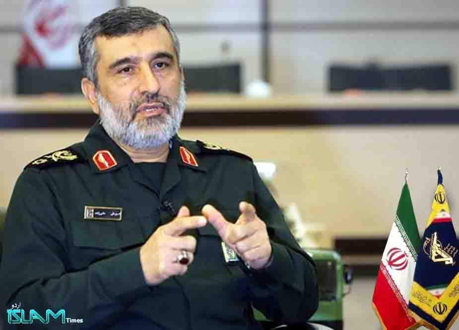 """جنرل قاسم سلیمانی کی ٹارگٹ کلنگ پر امریکہ سے انتقام کا لیا جانا """"حتمی"""" ہے، جنرل حاجی زادہ"""