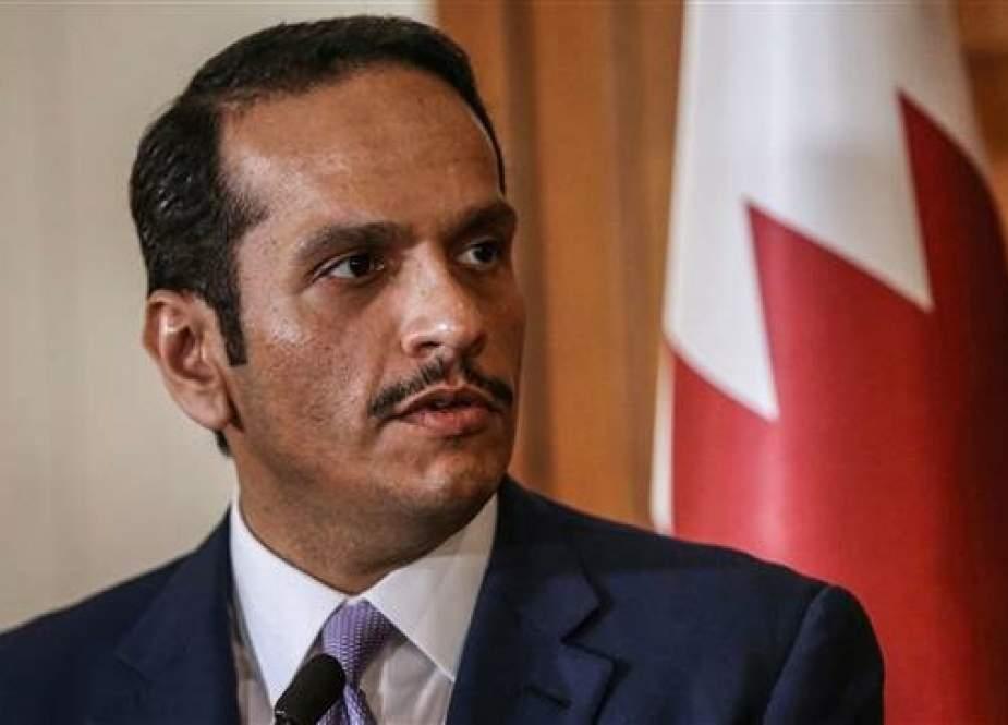 Sheikh Mohammed bin Abdulrahman al-Thani. Qatari Deputy Prime Minister and Minister for Foreign Affairs.jpg