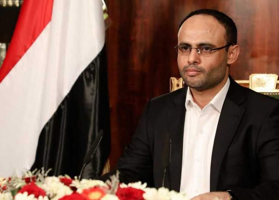 Mahdi al-Mashat, President of Yemen's Supreme Political Council.jpg
