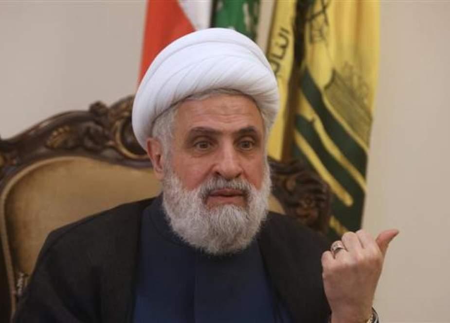 Sheikh Naim Qassem - Hezbollah Deputy Secretary General.jpg