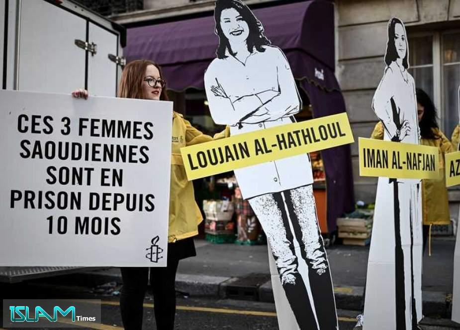 Saudi Interrogators Torture, Harass Jailed Women's Rights Activists: Report