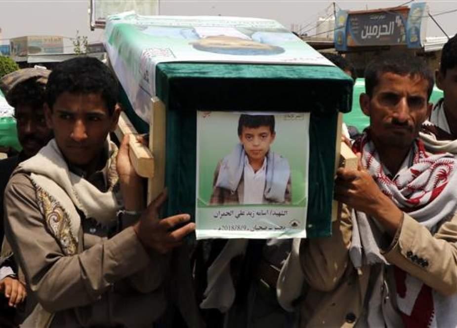 Kekerasan Saudi Terhadap Anak-anak Yaman Harus Dihentikan