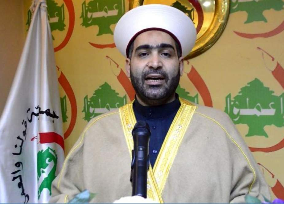 Sheikh Ahmad Al-Qattan, Lebanese cleric,.jpg