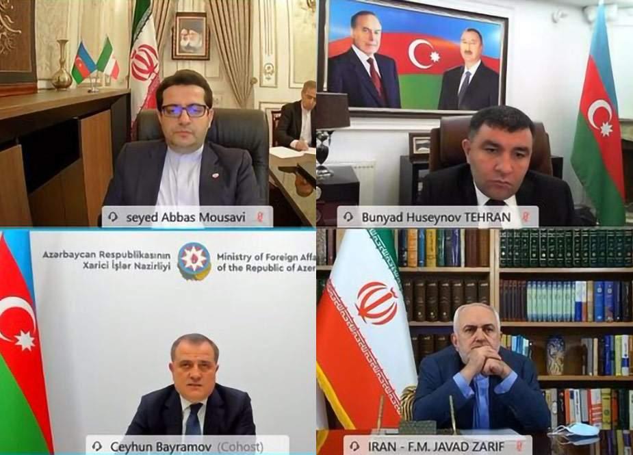 Azərbaycanın xarici işlər naziri iranlı həmkarına təşəkkür edib