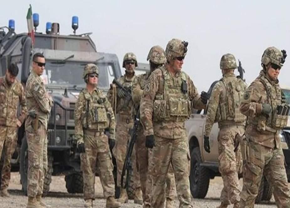 AS Memperluas Pangkalan Militernya Di Irak Erbil