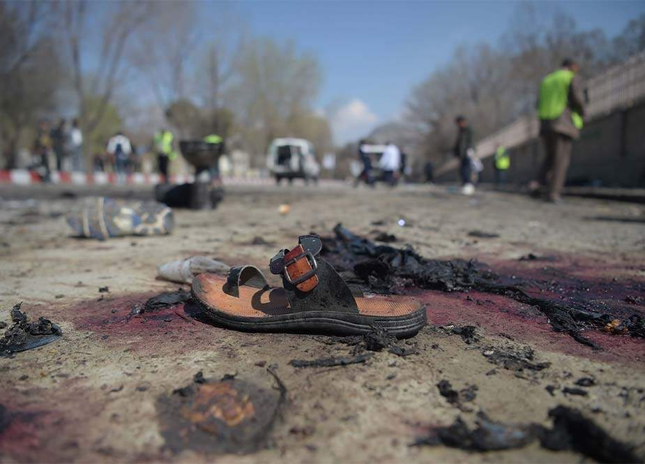 Əfqanıstanda növbəti terror, 21 hərbçi öldü