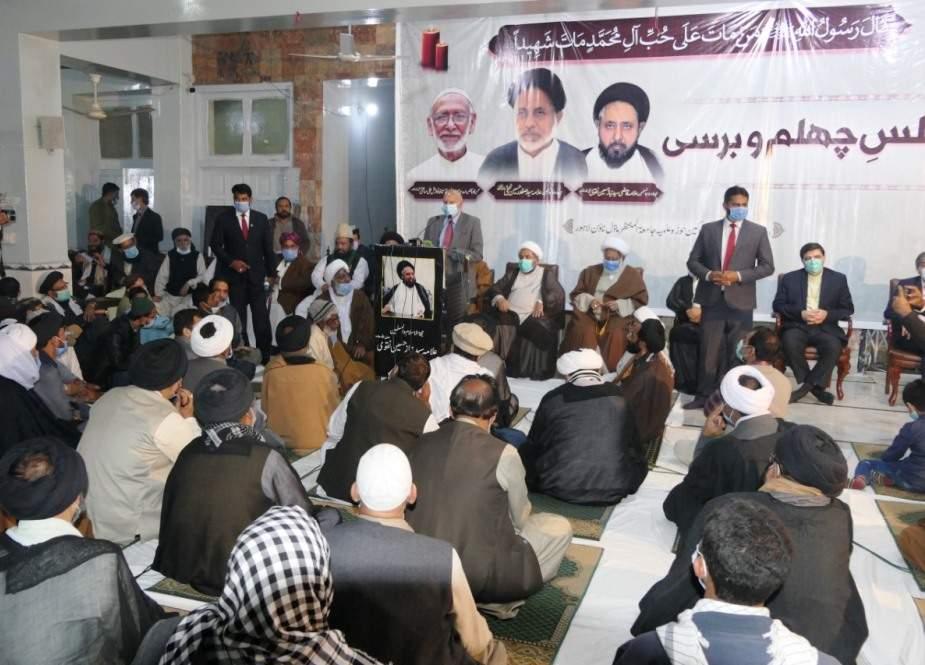 اتحاد بین المسلمین کیلئے علماء کا کردار قابل تحسین ہے، گورنر پنجاب