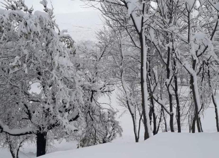 خیبر پختونخوا میں بارشوں اور برفباری کا نیا سلسلہ پیر سے شروع ہونے کا امکان