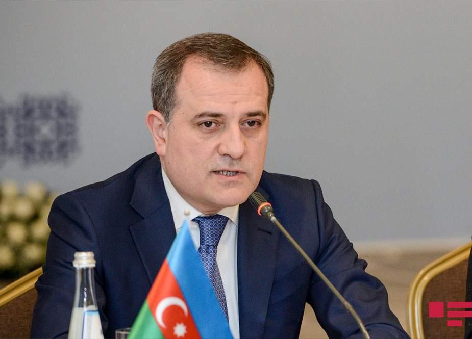 Ceyhun Bayramovun İrana səfəri başlayıb