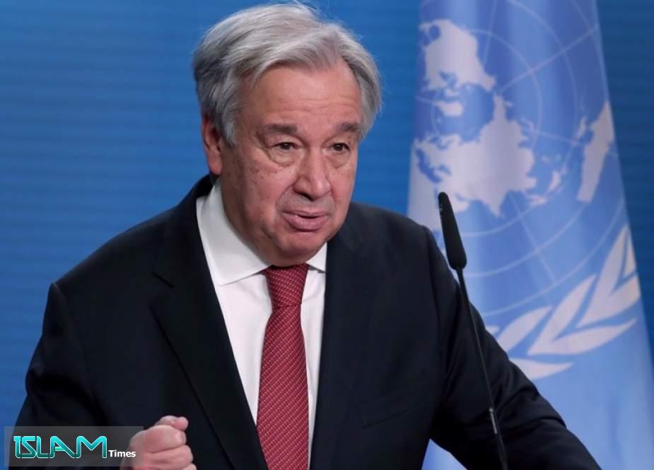 UN Chief Urges Trade with Iran despite US Sanctions