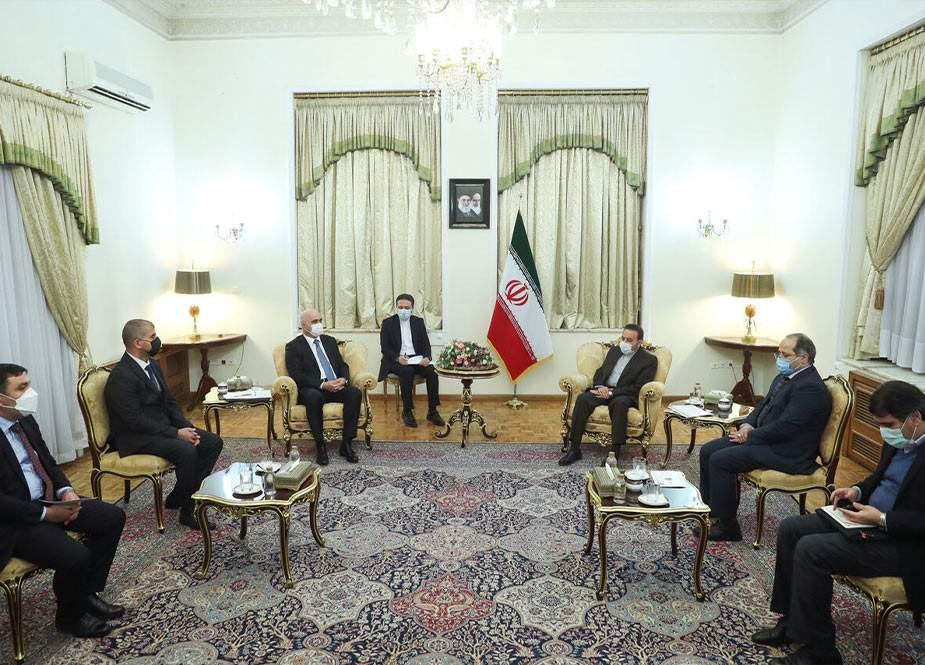 İran-Azərbaycan sərhədi sülh və dostluq sərhədidir – Mahmud Vaizi