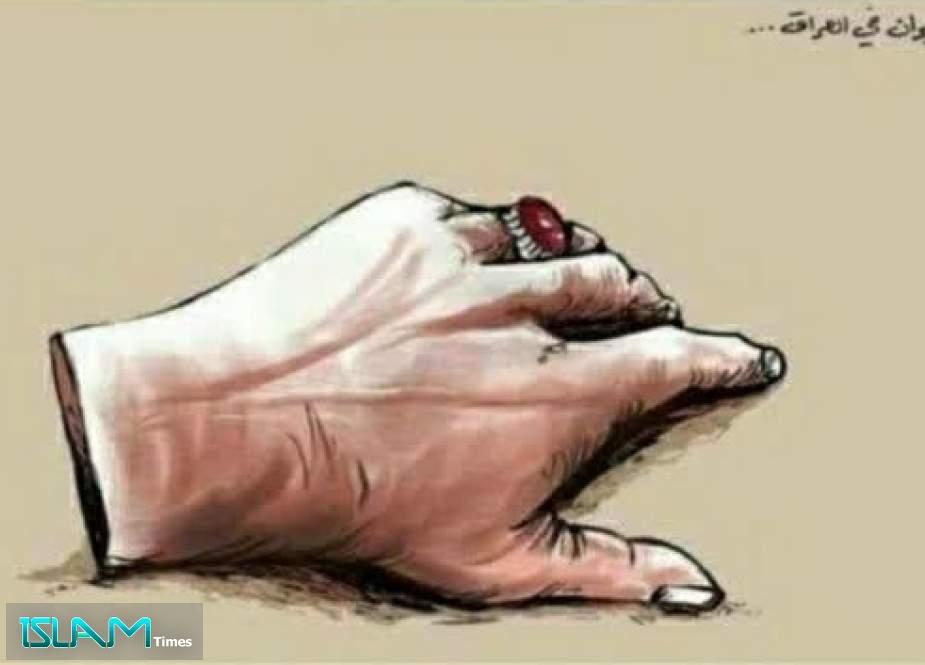 إن كان لإيران يد في العراق ، فهي هذه !!