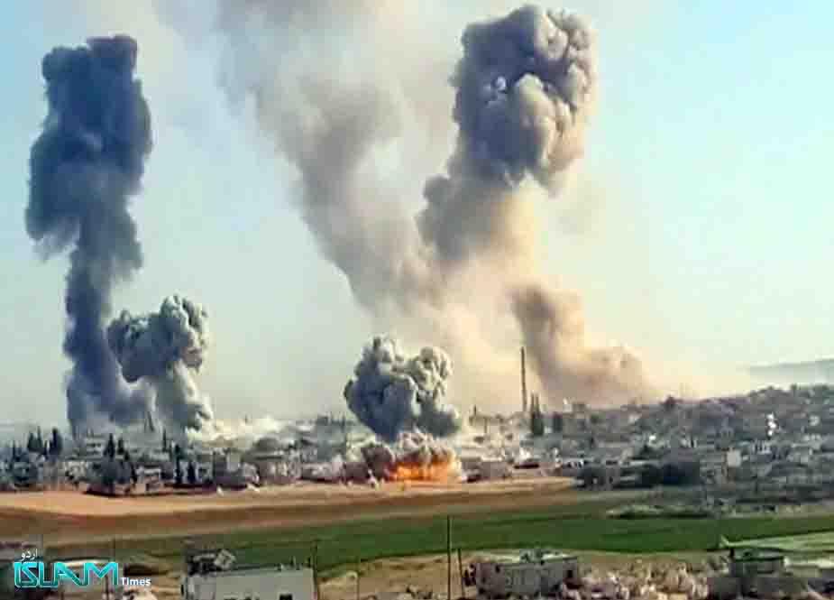 ادلب، تناؤ میں اضافے کے پیش نظر شامی فوج کیجانب سے آپریشن کی تیاریاں مکمل