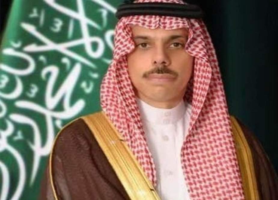 سعودی وزیر خارجہ کا دورہ پاکستان جلد متوقع