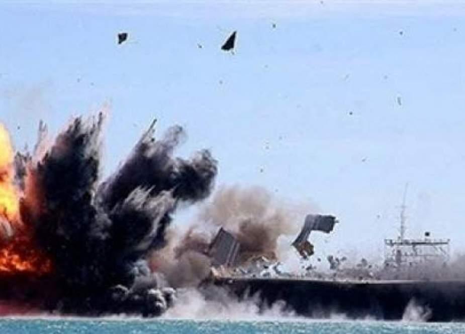 آمریکا پیام نظامی جدیدی از سپاه دریافت کرده است؟!/ پشت پرده فرار ناو هواپیمابر «نیمیتز» از خلیج فارس چیست؟