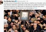 Juan Evo Morales Ayma, Bolivia ex-President tweet