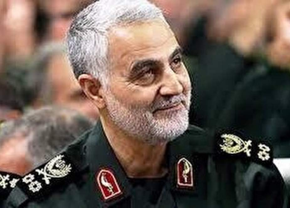 Residents of Damascus countryside mark 1st martyrdom anniversary of Lt. General Soleimani.jpg