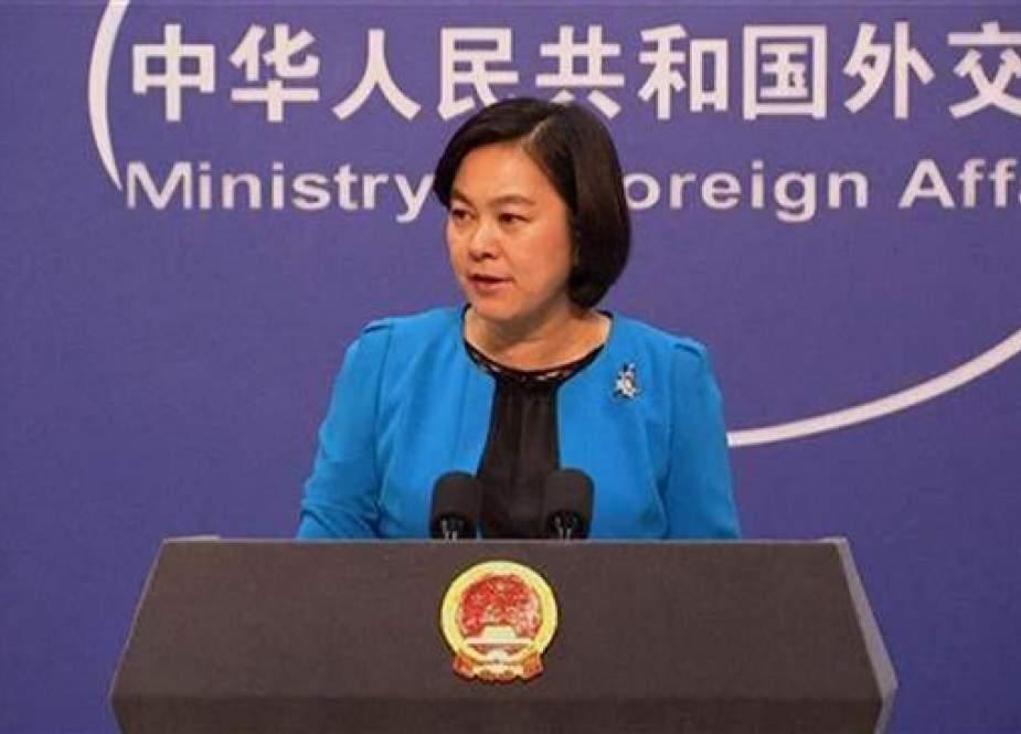 China Mengecam Ancaman Sanksi AS Atas Hong Kong