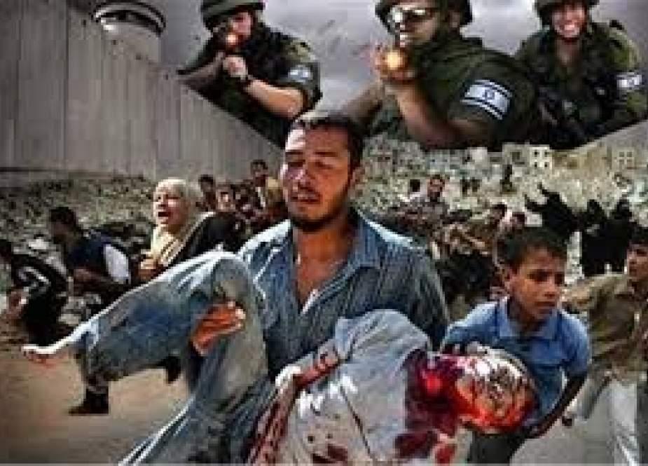 رژیم صهیونیستی از بدو تأسیس تا سال 2020 100 هزار فلسطینی را به شهادت رسانده است