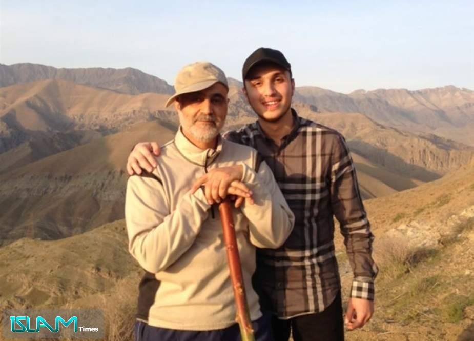 Gen. Suleimani Had Special Relation with Imad Mughniyeh's Family: Untold Stories