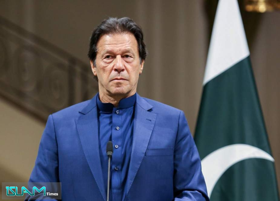 Iran Can Become Economic Power of Region: Imran Khan