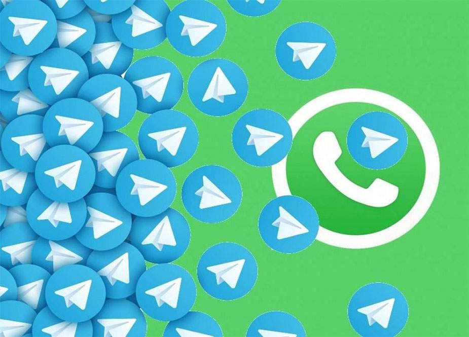 """""""Telegram"""" istifadəçilərinin sayı 500 mln. ötüb"""