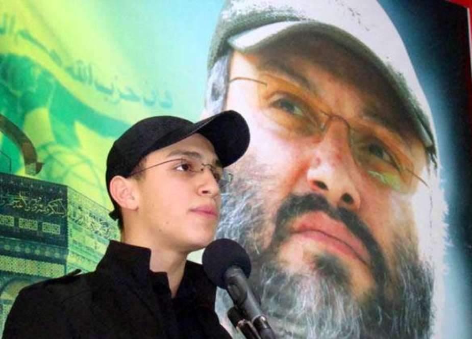 ہاں! میں جہاد مغنیہ ہوں