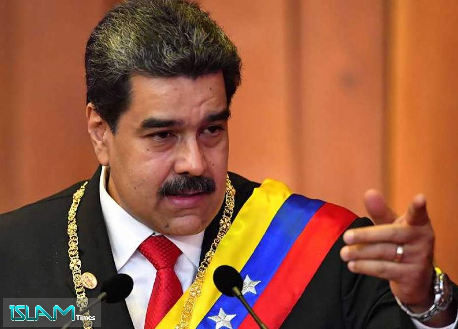 Maduro Hails Trump's Departure: He Left Alone, This Is Our Triumph!