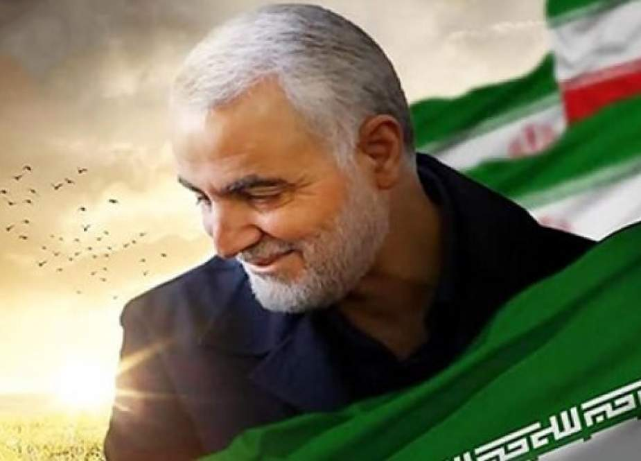 قائد بالحرس الثوري: الشهيد سليماني عمق خطاب الثورة الإسلامية ونطاقها