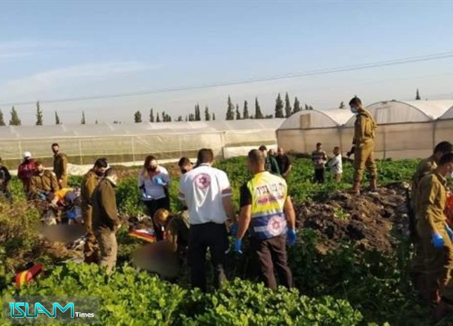 Palestinian Martyred, 2 Injured in Israeli Car Ramming Attack