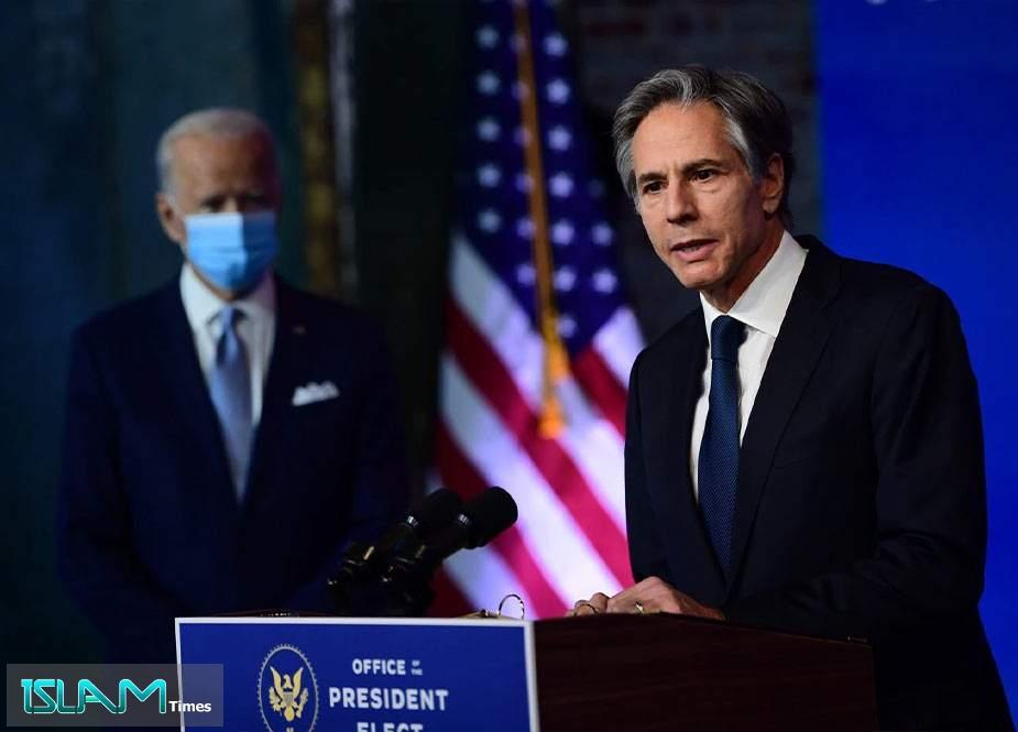 Blinken: İranın nüvə silahına yiyələnməməsinin yeganə yolu diplomatiyadır!