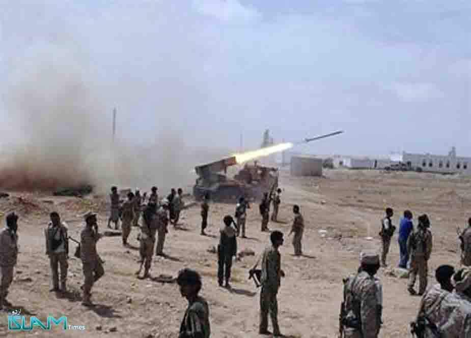 """یمنی مسلح افواج و عوامی مزاحمتی فورسز پیشقدمی کرتے ہوئے """"مأرب"""" کے دروازے پر پہنچ گئیں"""