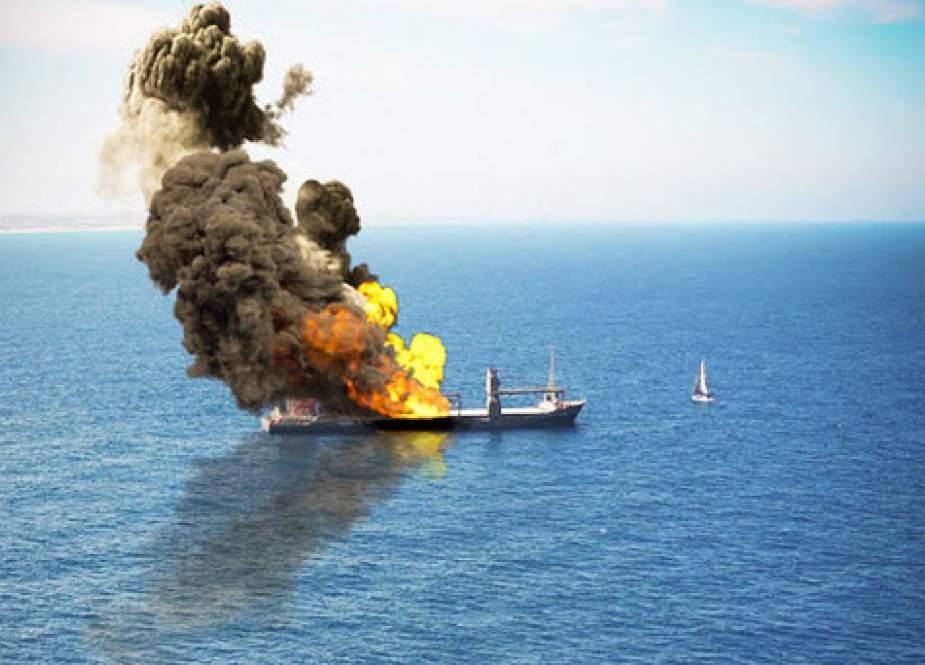 کشتی عادیسازی گرفتار تیر غیبی