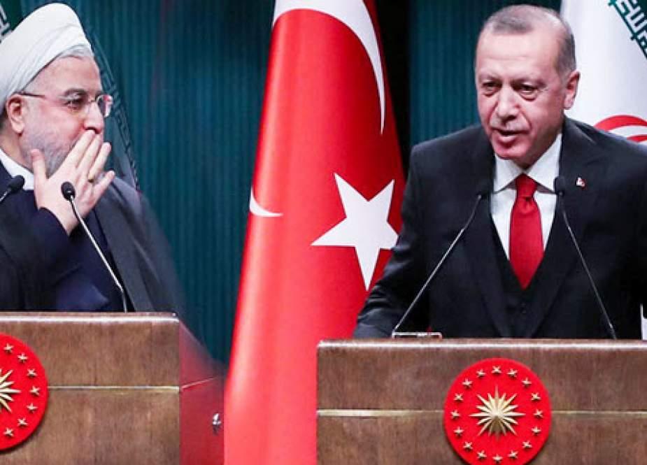 تنش لفظی ایران و ترکیه بر سر عراق