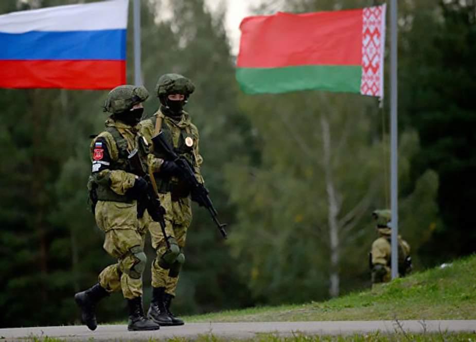 Rusiya və Belarus hərbçilərinin birgə təlimi keçiriləcək
