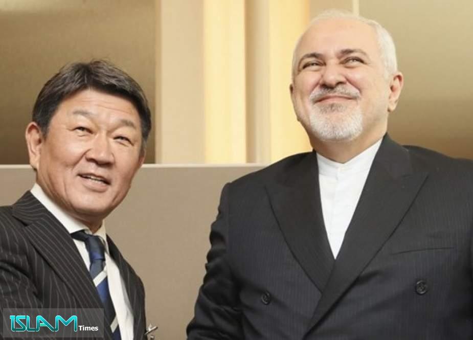 Iran, Japan Review Regional Developments, Bilateral Ties