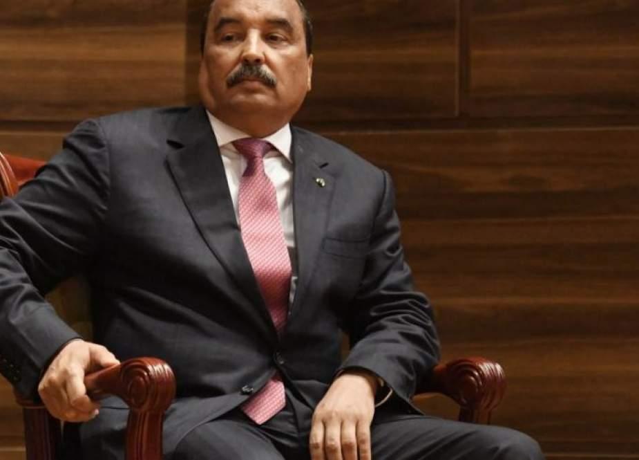 توجيه تهم فساد الى الرئيس السابق الموريتاني