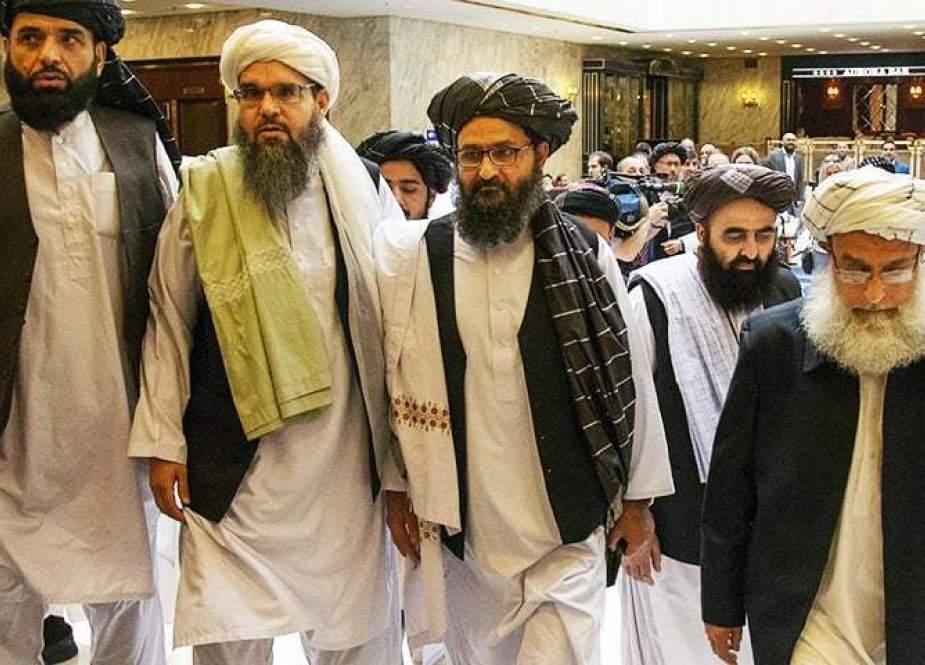افغان طالبان کا 10 ارکان پر مشتمل وفد ماسکو میں منعقد اجلاس میں شریک ہوگا، محمد نعیم